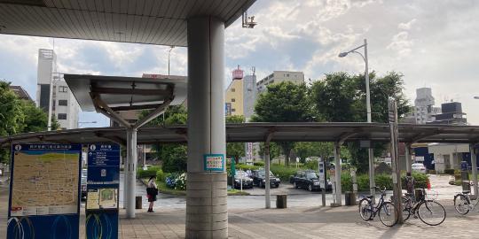 JR高崎線「熊谷駅」南口